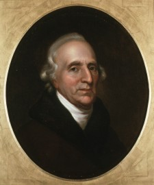 Charles Carroll by Charles Willson Peale, after Rembrandt Peale, c. 1823. Used by permission of Independence National Historic Park