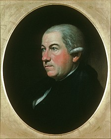 Henry Laurens by Charles Willson Peale, from life, c. 1784.  Used by permission of Independence National Historic Park.